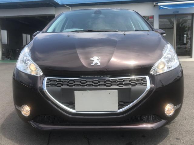 「プジョー」「208」「コンパクトカー」「奈良県」の中古車30