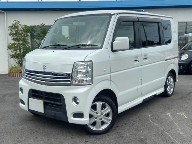 「スズキ」「エブリイワゴン」「コンパクトカー」「奈良県」の中古車2