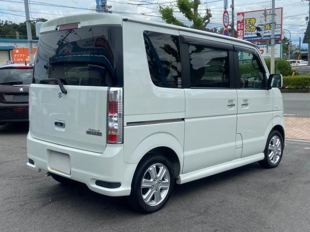 「スズキ」「エブリイワゴン」「コンパクトカー」「奈良県」の中古車6