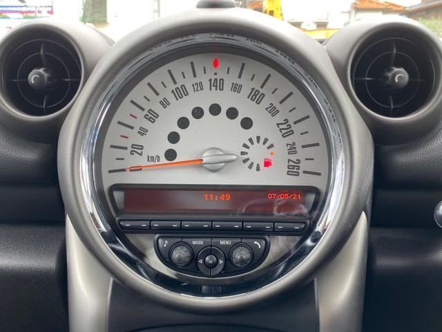 クーパー クロスオーバー 純正オーディオ ETC ドライブレコーダー 純正16インチアルミ(18枚目)