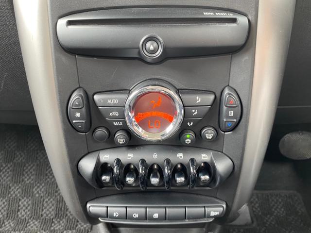 クーパー クロスオーバー 純正オーディオ ETC ドライブレコーダー 純正16インチアルミ(19枚目)