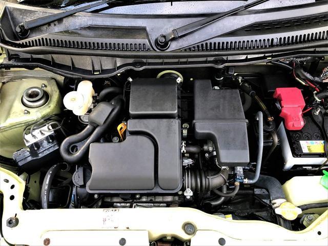 S 走行5万キロ台 5速MT エアコン パワステ パワーウインドウ キーレス 運転席&助手席エアバッグ ABS イモビライザー 衝突安全ボディ フルフラット アイライン フォグ 13AW ETC(22枚目)