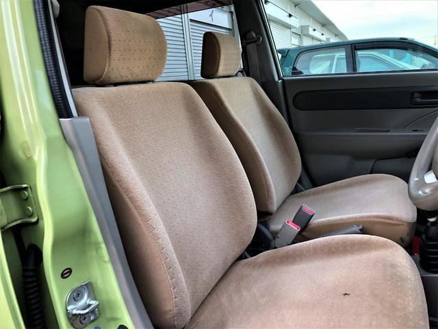 S 走行5万キロ台 5速MT エアコン パワステ パワーウインドウ キーレス 運転席&助手席エアバッグ ABS イモビライザー 衝突安全ボディ フルフラット アイライン フォグ 13AW ETC(25枚目)