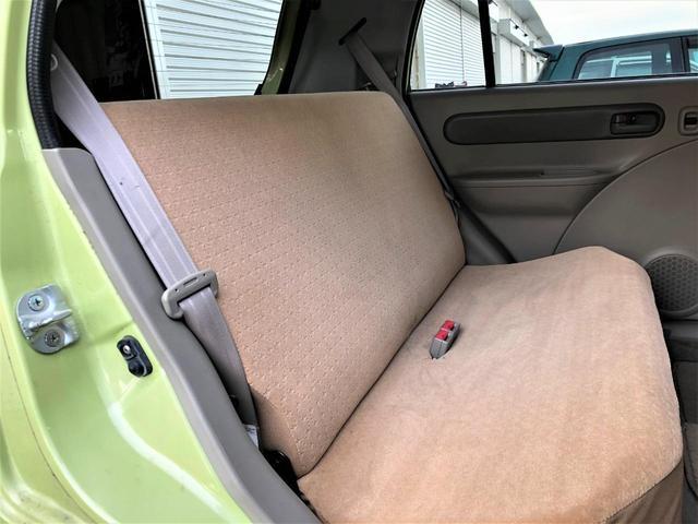 S 走行5万キロ台 5速MT エアコン パワステ パワーウインドウ キーレス 運転席&助手席エアバッグ ABS イモビライザー 衝突安全ボディ フルフラット アイライン フォグ 13AW ETC(38枚目)