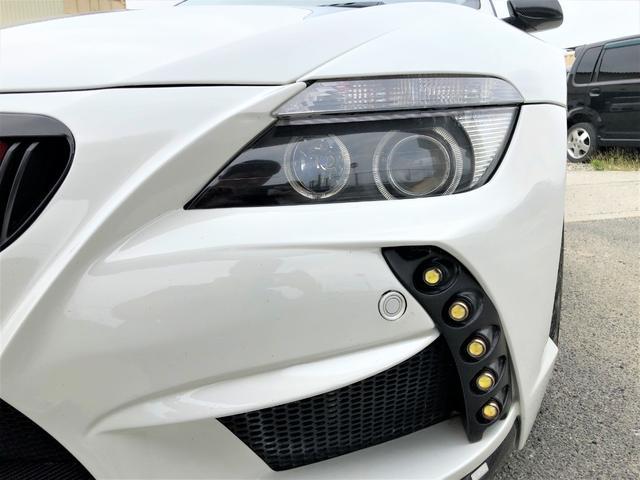 650i 修復歴なし エナジーコンプリートバンパー デイライト カーボンスポイラー aFeエアクリ KW車高調 19インチAW Skillsワンオフマフラー サンルーフ 本革シート レーダー ETC HDDナビ(11枚目)