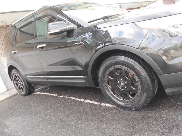 「フォード」「フォード エクスプローラー」「SUV・クロカン」「大阪府」の中古車3