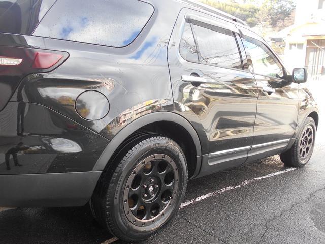 「フォード」「フォード エクスプローラー」「SUV・クロカン」「大阪府」の中古車4