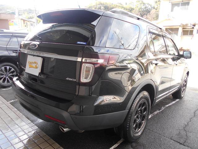 「フォード」「フォード エクスプローラー」「SUV・クロカン」「大阪府」の中古車5