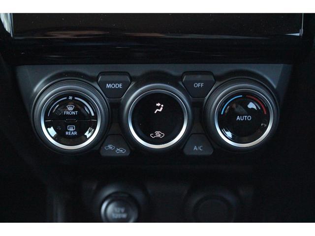 オートエアコンなので車内を適温に保てます!