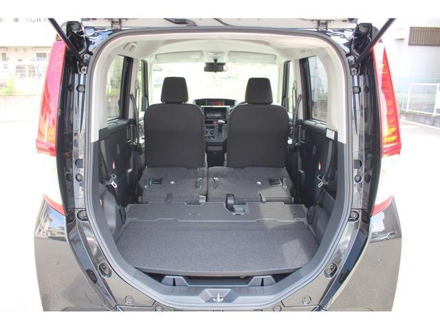 X 登録済未使用車・衝突軽減ブレーキ・コーナーセンサー・純正バックカメラ・片側パワースライドドア・オートライト・アイドリングストップ・スマートキー・プッシュスタート・電動格納ミラー・後席サンシェード(12枚目)