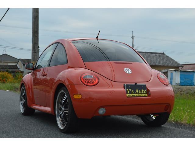 「フォルクスワーゲン」「VW ニュービートル」「クーペ」「奈良県」の中古車3