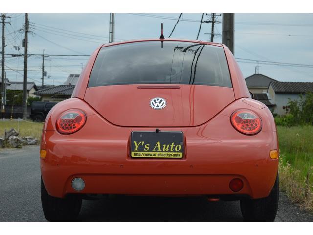 「フォルクスワーゲン」「VW ニュービートル」「クーペ」「奈良県」の中古車5