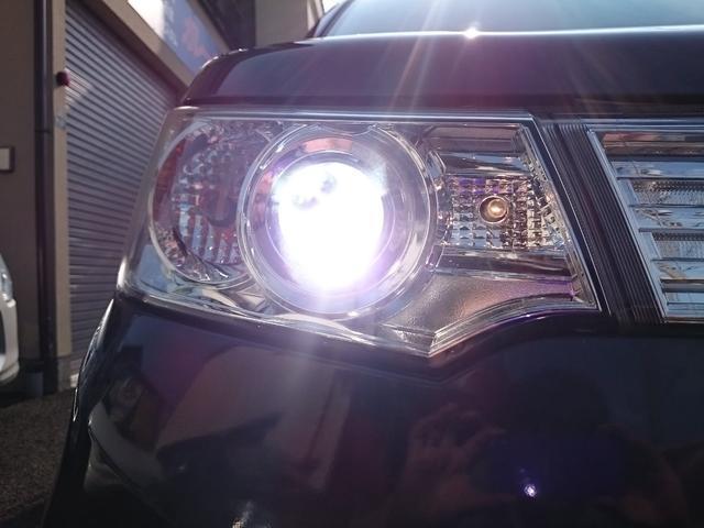 スズキ ワゴンRスティングレー T ターボ・ナビ・テイン車高調・社外アルミ・シートカバー