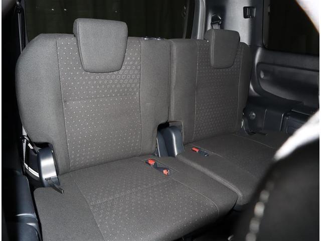 ハイブリッドV フルセグ DVD再生 バックカメラ 衝突被害軽減システム ETC 電動スライドドア LEDヘッドランプ 乗車定員7人 3列シート ワンオーナー 記録簿(6枚目)
