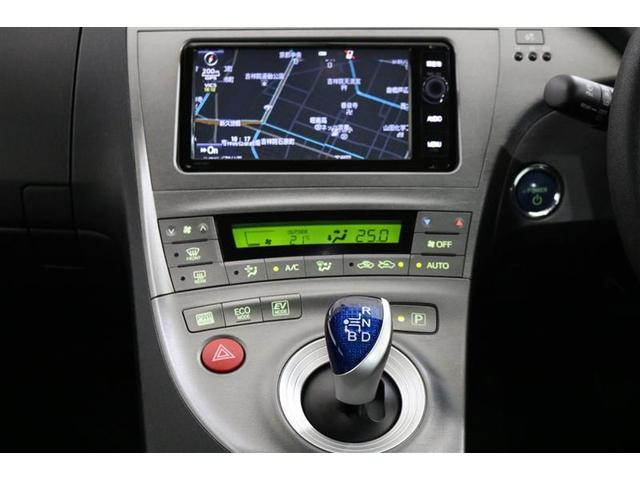 トヨタ プリウス S SDナビ バックモニター フルセグTV DVDビデオ再生