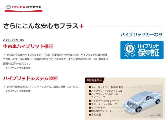 ハイブリッド車なら、にさらに安心を追加した中古車ハイブリッド保証、ハイブリッド診断を行います!
