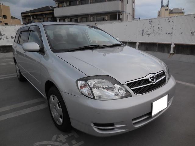 「トヨタ」「カローラフィールダー」「ステーションワゴン」「大阪府」の中古車26