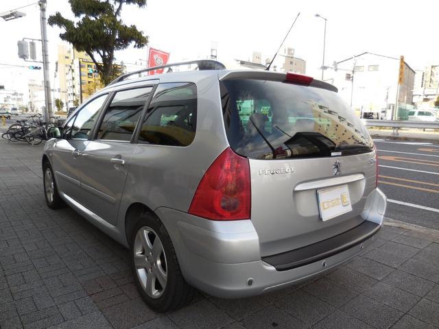 「プジョー」「プジョー 307」「ステーションワゴン」「大阪府」の中古車5