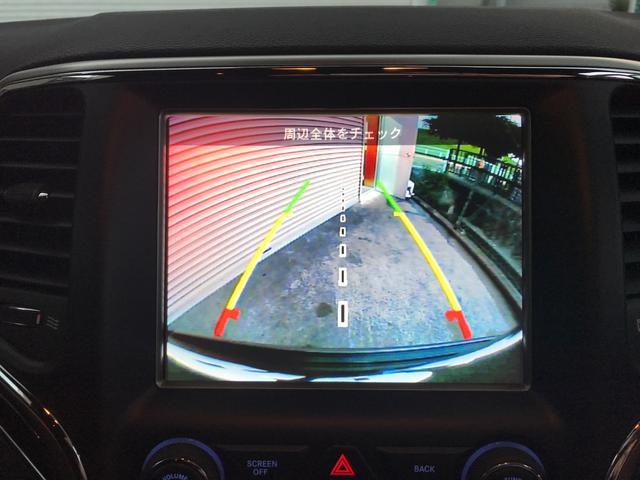 トレイルホーク 100台限定生産 特別仕様車 ガラスコーティング施工済み ワンオーナー 禁煙車 純正アルパイン製プレミアムサウンドシステム ボンネットデカール レザーシート 純正ナビ ETC エアサスペンション(22枚目)
