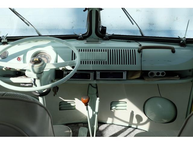 ベースグレード 1965 ワーゲンバス タイプ2(25枚目)