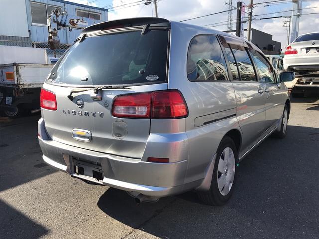 「日産」「リバティ」「ミニバン・ワンボックス」「奈良県」の中古車4