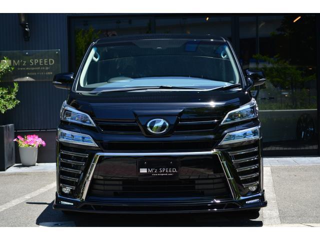 2.5Z Gエディション 7人乗 ブラックレザーシート ZEUS新車カスタムコンプリートカー(4枚目)