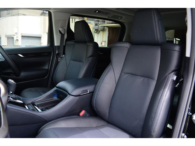 2.5Z Gエディション 7人乗 ブラックレザーシート ZEUS新車カスタムコンプリートカー(18枚目)
