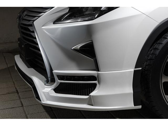 レクサス RX RX450h-F ZEUS新車カスタムコンプリートローダウン