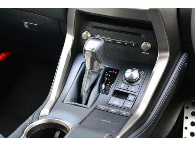 NX300 Fスポーツ ZEUS新車カスタムコンプリート(18枚目)