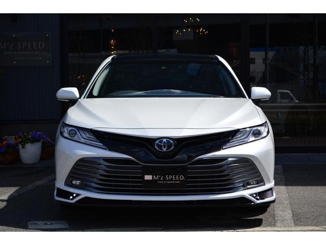Gレザーパッケージ ZEUS新車カスタムコンプリートカー(5枚目)