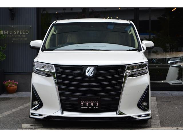 トヨタ アルファード 2.5X ZEUS新車カスタムコンプリート ローダウン