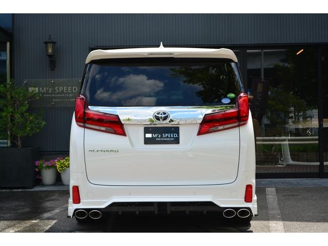 トヨタ アルファード 2.5S-C 7人乗 ZEUS新車カスタムコンプリート