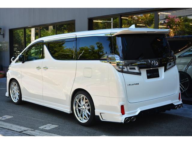 2.5Z-A 7人乗 ZEUS新車カスタムコンプリート(3枚目)