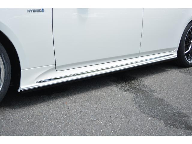 「トヨタ」「クラウンハイブリッド」「セダン」「兵庫県」の中古車5