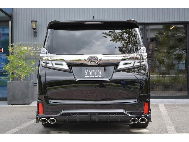 2.5Z 7人乗り ZEUS新車カスタムコンプリートカー(6枚目)