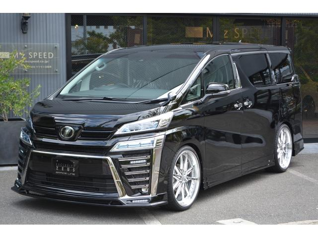 2.5Z 7人乗り ZEUS新車カスタムコンプリートカー(32枚目)
