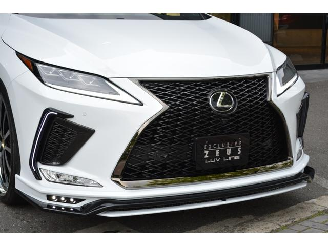 RX300 Fスポーツ ZEUS新車カスタムコンプリートカー(9枚目)