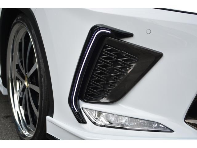 RX300 Fスポーツ ZEUS新車カスタムコンプリートカー(11枚目)