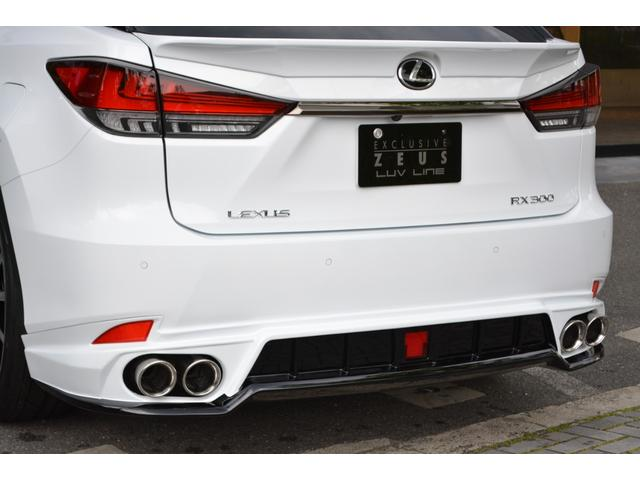 RX300 Fスポーツ ZEUS新車カスタムコンプリートカー(13枚目)
