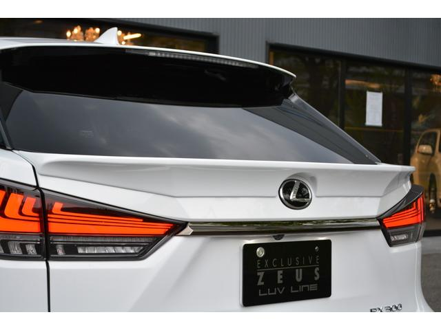 RX300 Fスポーツ ZEUS新車カスタムコンプリートカー(14枚目)