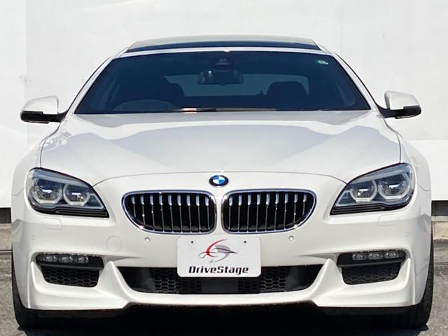 640iグランクーペ Mスポーツ パーキングサポートPKG/純正HDDナビ・地デジ/HUD/ガラスルーフ/1オーナー/禁煙/ACC/LED/本革シート/シートヒーター/パワーシート/衝突軽減/ETC/純正20AW/Bluetooth(2枚目)