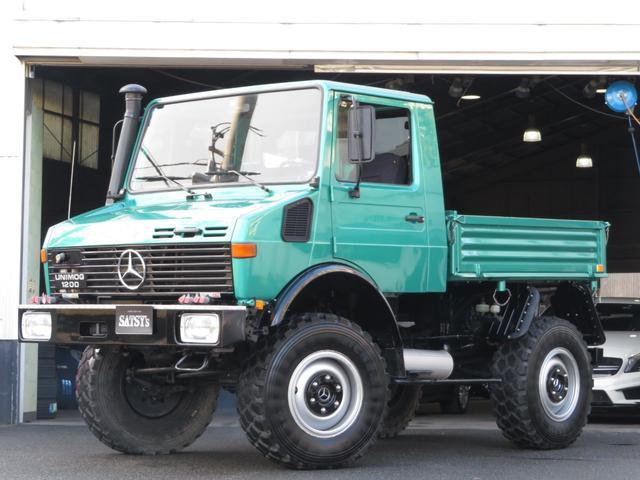 「メルセデスベンツ」「アーバンウニモグ」「SUV・クロカン」「大阪府」の中古車3