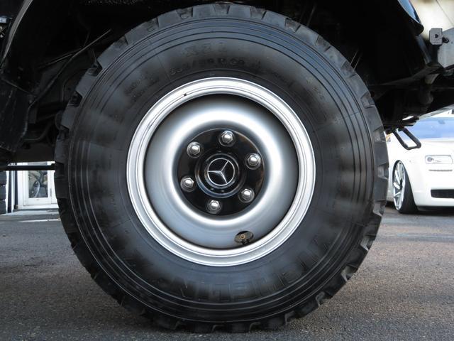 「メルセデスベンツ」「アーバンウニモグ」「SUV・クロカン」「大阪府」の中古車47