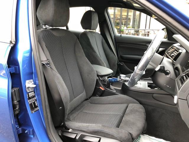 スポーツタイプのシートを採用!適度なホールド感が運転中の疲れを感じさせません。