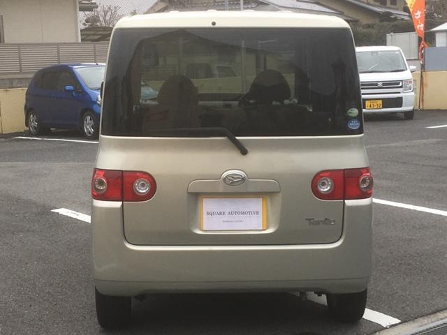 「ダイハツ」「タント」「コンパクトカー」「奈良県」の中古車5