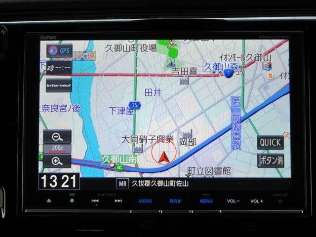 G SSパッケージ iphone対応地デジナビRカメラETC(8枚目)