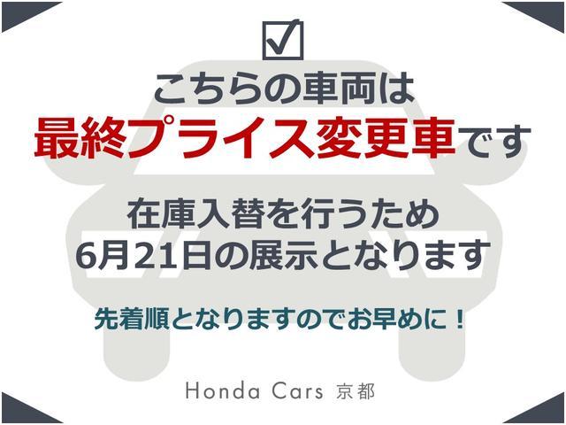 13G・L ホンダセンシング 1segセンシングRカメラ(2枚目)