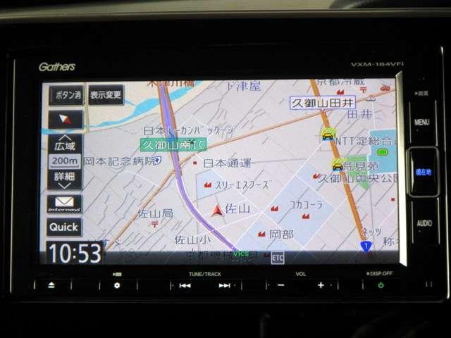 G・L iphone対応ナビRカメラ地デジETC電スラ(3枚目)