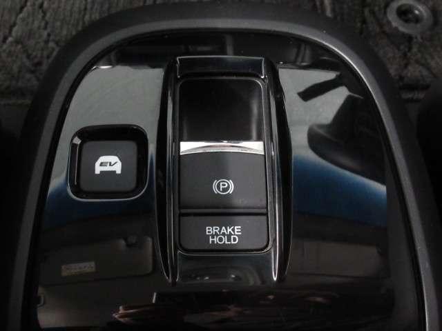 スパーダハイブリッド G・EX ホンダセンシング 両電スラ 両側電動スライドドア ETC ホンダセンシング LEDヘッドライト 運転席助手席シートヒーター ホンダセンシング スマートキー サイド&カーテンエアバック ワンオーナー車両 後席サンシェード(10枚目)