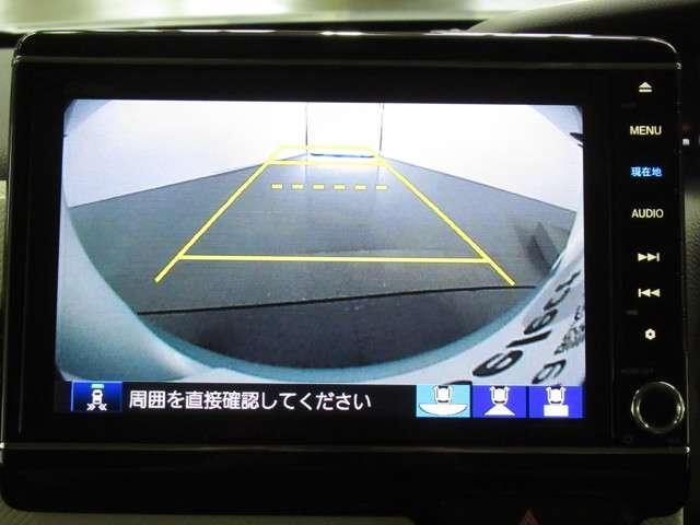 G・EXターボホンダセンシング iphone対応ナビRカメラ iphone対応メモリーナビゲーション バックカメラ 両側電動スライドドア 後席フリップダウンモニター 後席ロールシェード ドライブレコーダー パドルシフト TURBO 運転席ハイトアジャスター(5枚目)